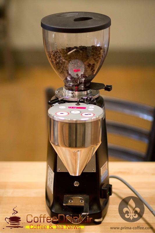 آسیاب قهوه اسپرسو