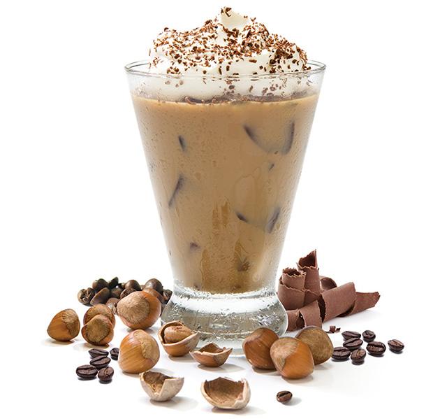 آیس کافی ، قهوه یخی