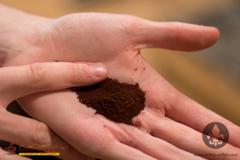 قهوه آسیاب شده اسپرسو